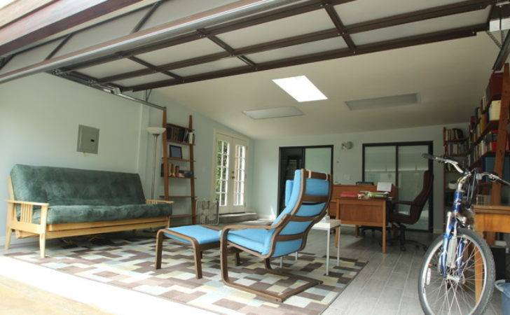 Converting Your Garage Into Living Space