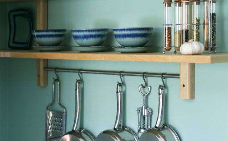 Cook Like Chef Best Kitchen Shelving Ideas