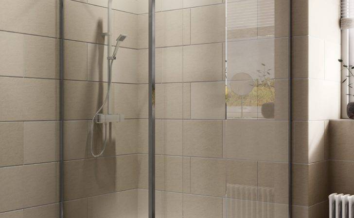 Cooke Lewis Luxuriant Rectangular Shower Enclosure