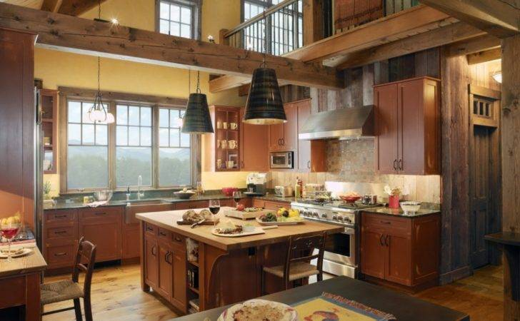 Cool Country Kitchen Lighting Home Design Ideas