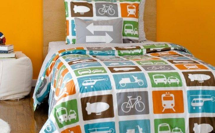 Cool Duvet Covers Complement Your Kids Room Decor