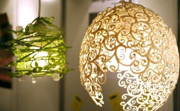 Cool Lamp Shade Ideas Home Interior Design