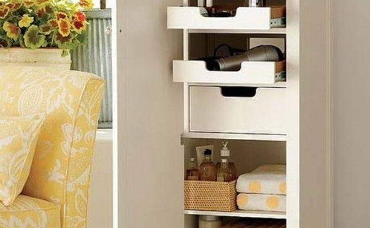 Cool Makeup Storage Ideas Small Spaces