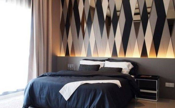 Cool Masculine Bedroom Mens Ideas Themsfly
