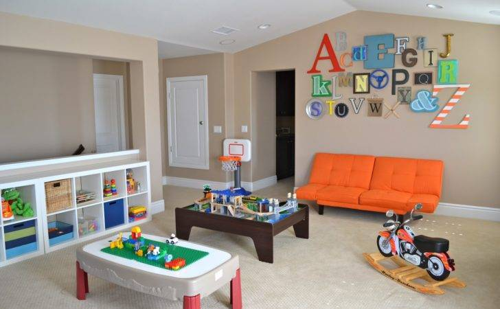 Cool Playroom Ideas Kids Room