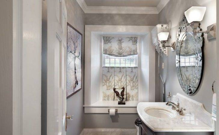 Cool Sophisticated Designs Gray Bathrooms