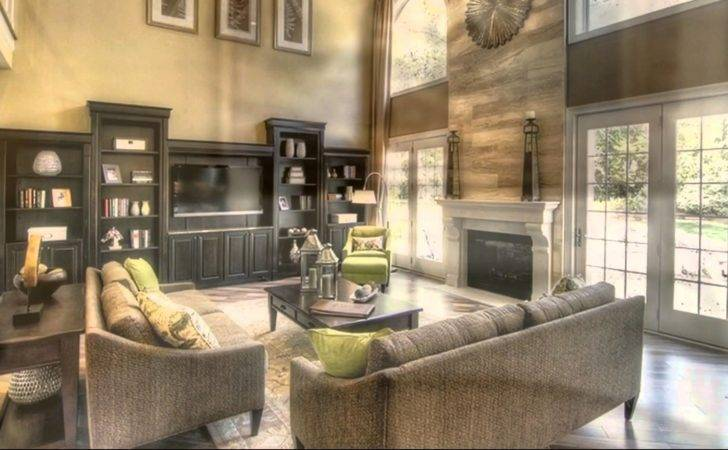 Cool Two Story Living Room Decorating Ideas Your Small