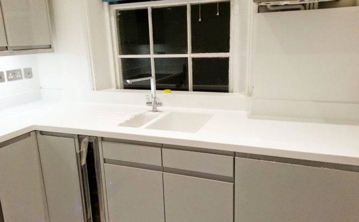 Corian Worktop Installation London