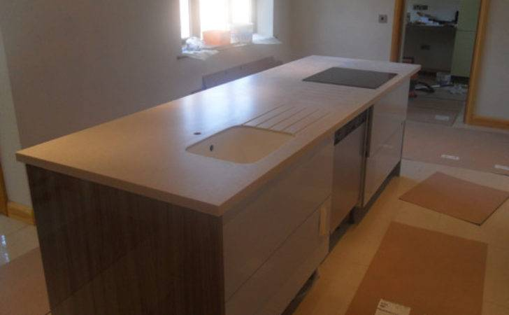 Corian Worktops Portfolio Fabricators
