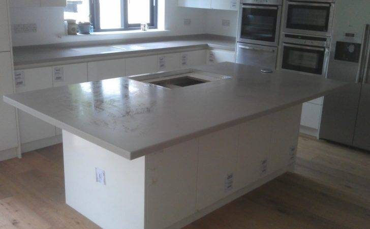 Corian Worktops Prices Breakfast Bar