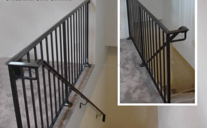 Cost New Staircase Railing Best Ideas