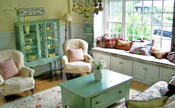 Cottage Living Room Decorating Ideas Home Interiors