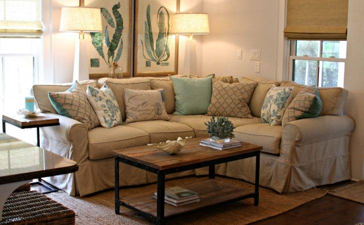 Cottage Style Sofas Living Room Furniture Trendy