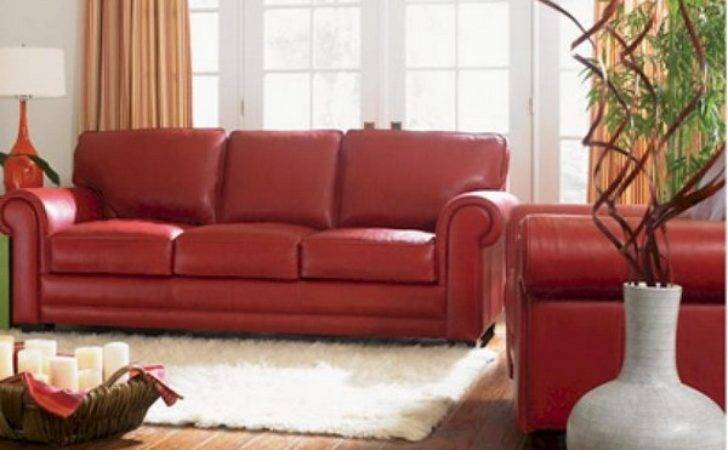 Couch Ideas Decorating Living Room Red