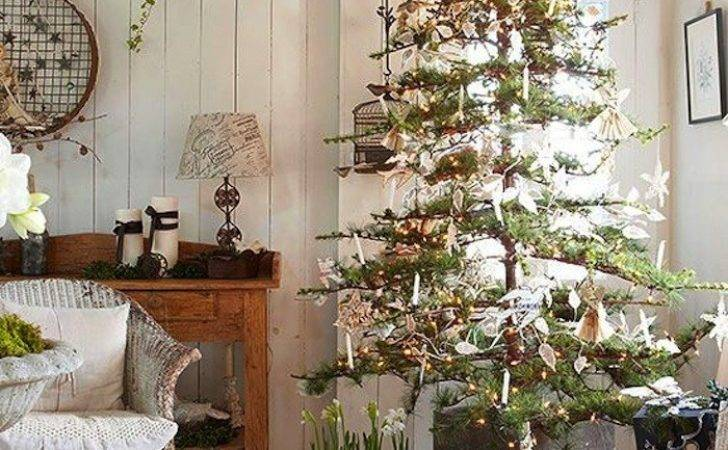 Country Christmas Tree Decorating Ideas Best