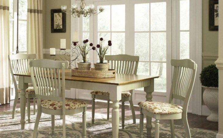 Country Dining Room Decor Antler Chandeliers