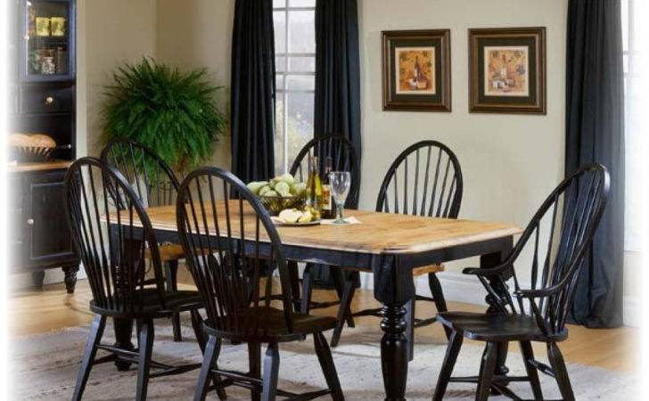 Country Dining Room Sets Home Design Library