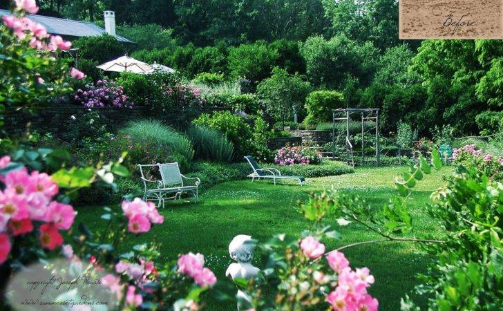 Country Garden Decorating Ideas Lovely Photograph