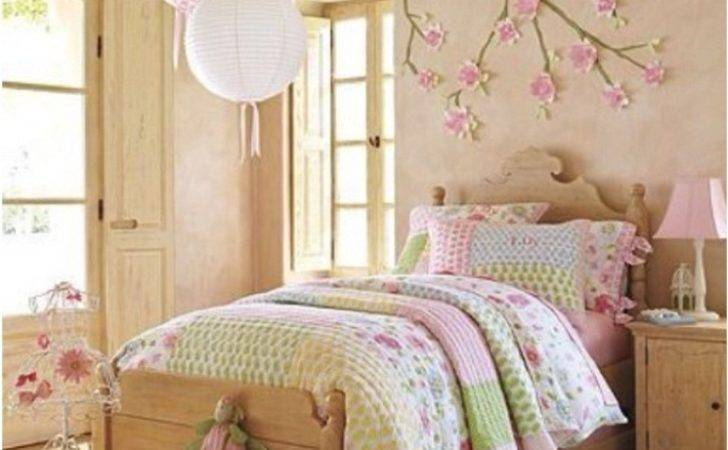 Country Girl Bedroom Ideas Design