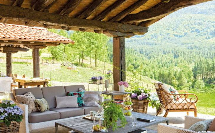 Country Home Spain Bunch Interior Design Ideas