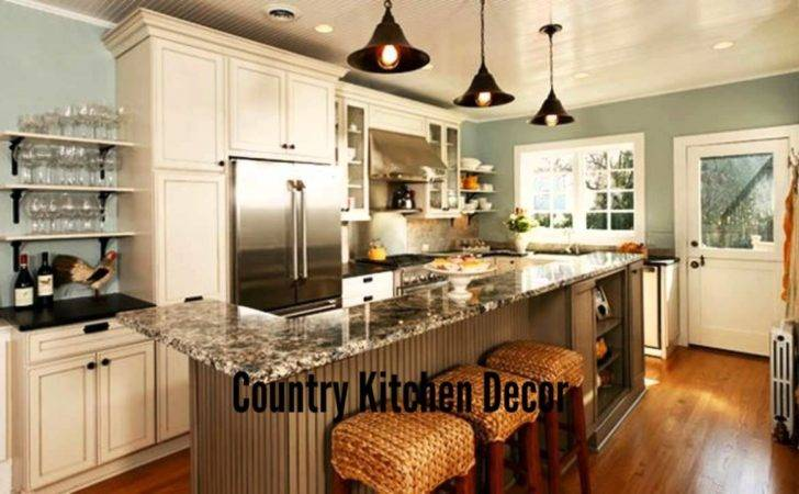Country Kitchen Cor Suit Traditional Modelled