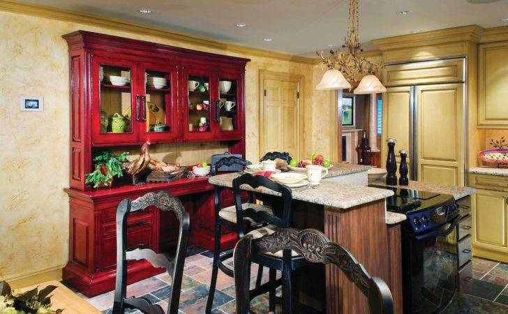 Country Kitchen Lighting Home Design Ideas