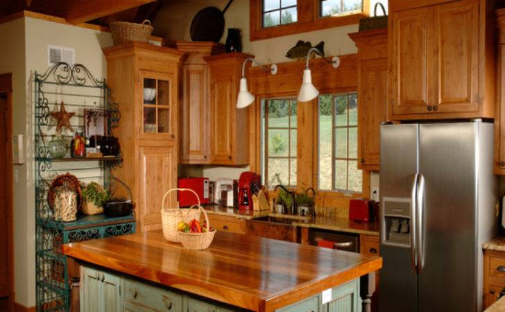 Country Kitchen Paint Ideas New Home