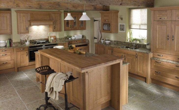 Country Kitchen Rustic French Large