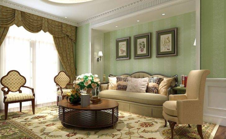 Country Living Room Home Ideas