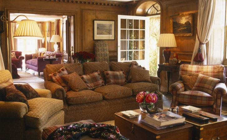 Country Living Room Photos Lonny