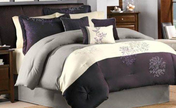 Country Manor Glenberry Piece Comforter Set King Leaves