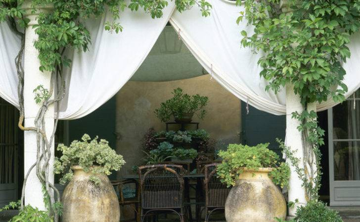 Country Patio Outdoor Design Ideas Lonny