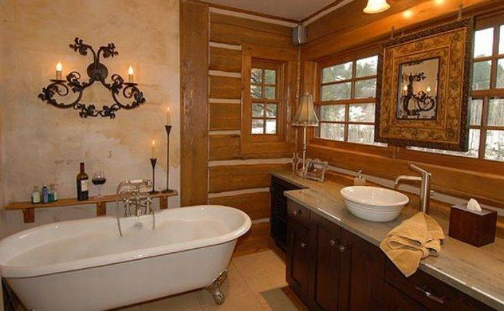 Country Style Bathroom Decorating Ideas Home Improvement