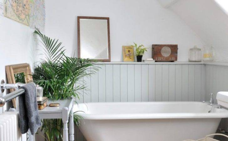 Country Style Bathroom Modern Cottage