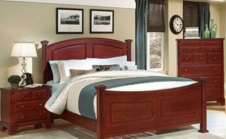 Country Style Bedroom Set Fireside Furniture