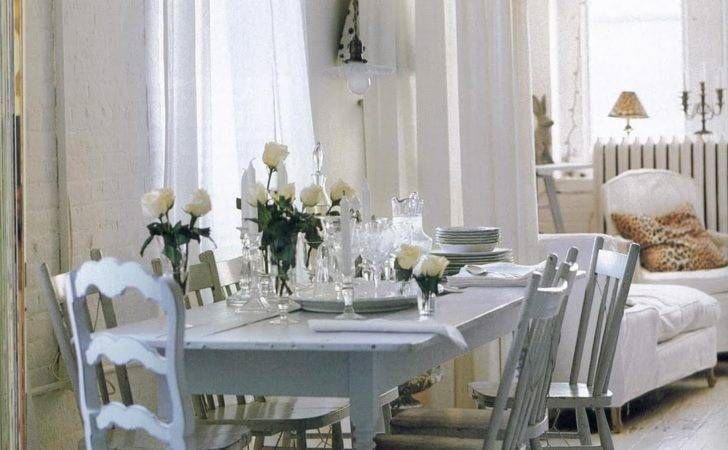 Country Style Dining Room Marceladick