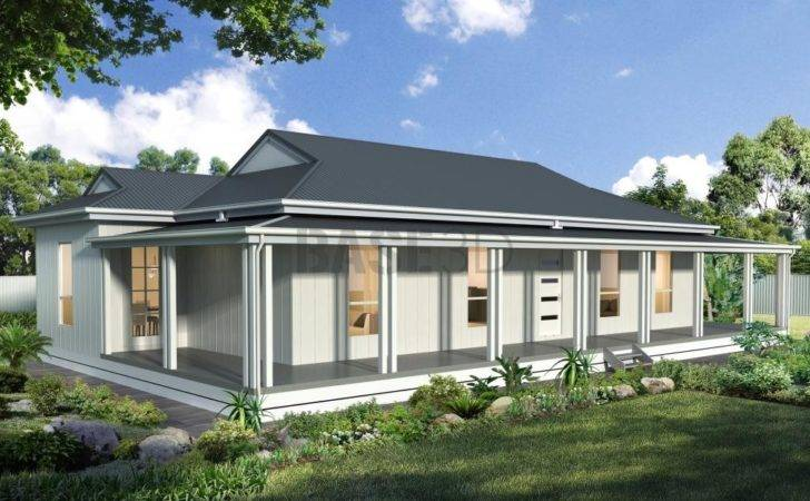 Country Style House Plans Australia Cottage