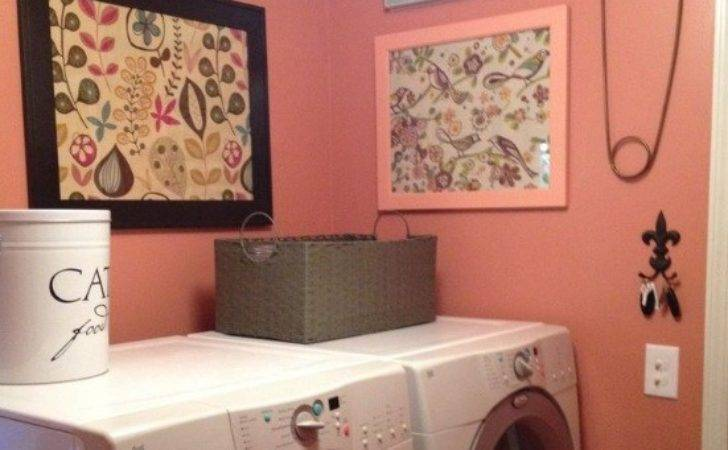 Country Style Laundry Room Decorative Accessories