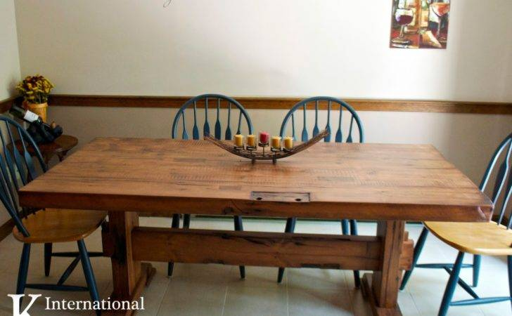Country Style Table International Woodworking