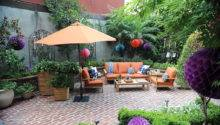 Courtyard Decorating Ideas Smith Hawken Target