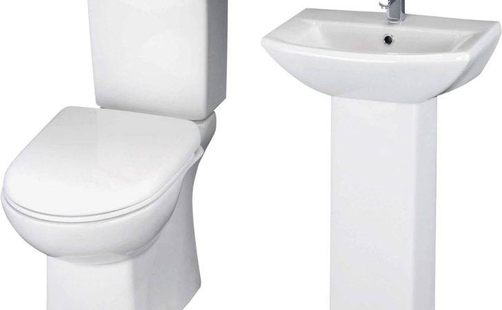 Cove Asselby Toilet Basin Set Next Day Delivery
