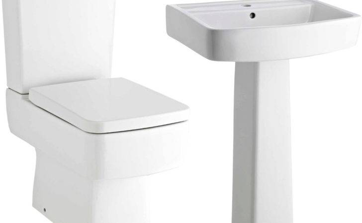 Cove Bliss Toilet Basin Set Next Day Delivery