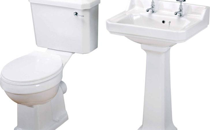 Cove Carlton Toilet Basin Set Next Day Delivery