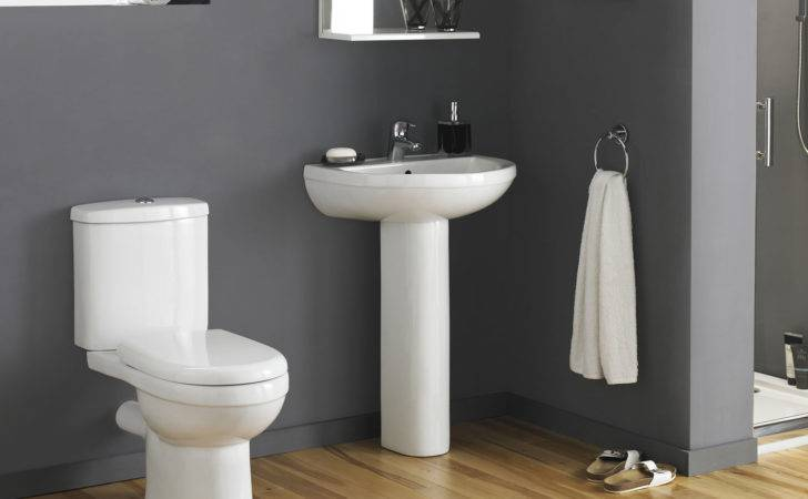 Cove Ivo Toilet Basin Set Next Day Delivery