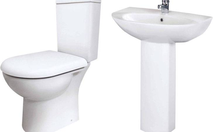 Cove Knedlington Toilet Basin Set Next Day