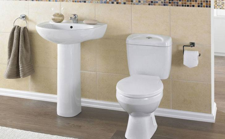 Cove Melbourne Toilet Basin Set Next Day Delivery