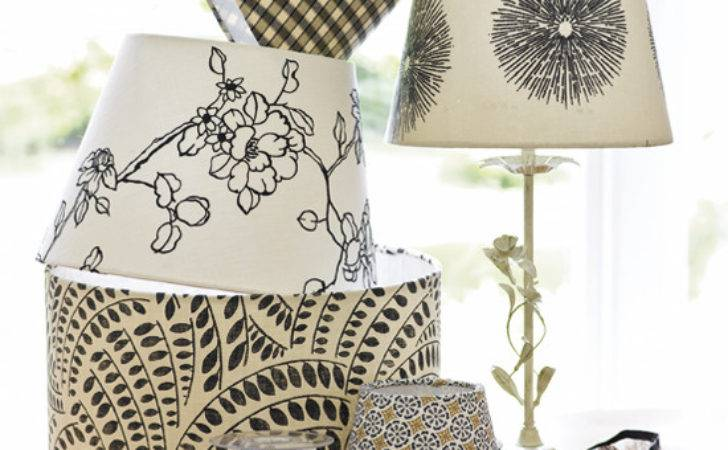 Cover Lampshade Ideal Home