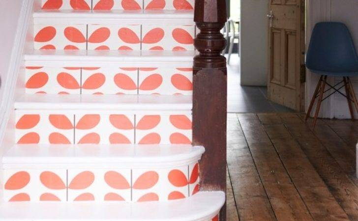 Cover Your Stair Risers Ideas Hallways