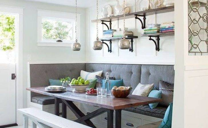 Cozy Adorable Breakfast Nook Ideas Small House Decor