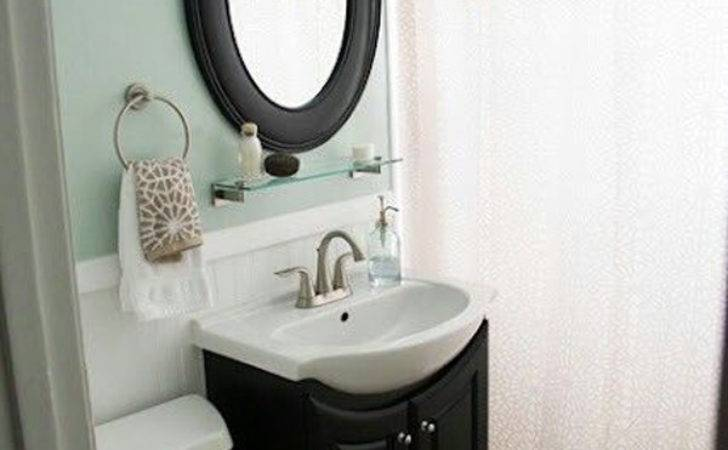 Cozy Small Bathroom Soft Color